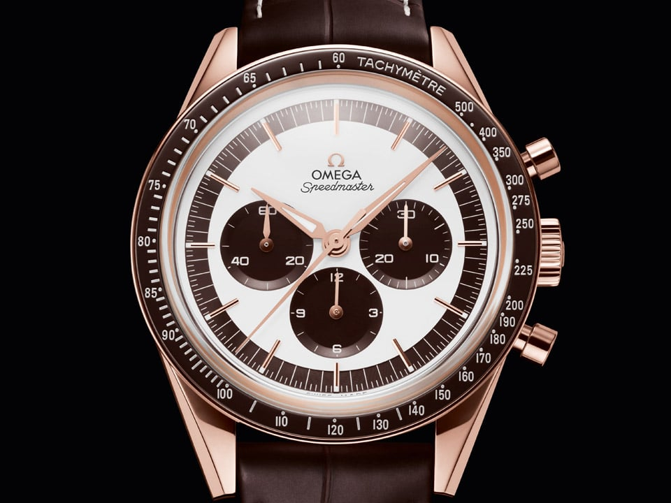 超霸⁠「⁠FIRST OMEGA IN SPACE⁠」登月錶